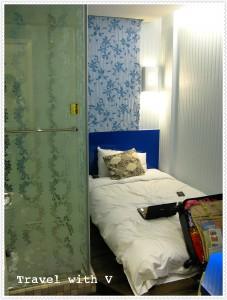 【台北 ・ 西門町住宿】力歐時尚旅館<br />找到了!NT$1,000以下的平價單人房與獨立浴室